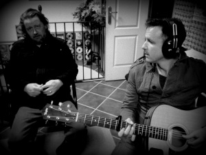 Tim Jennings and Paul O'Byrne Shine sessions Nov 13